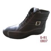 Мужская кожаная обувь от ТМ