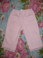 одежда для девочки 62-86 см