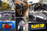 решение для вашего авто с Plasti-Dip