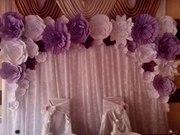 украшение и оформление свадеб и торжеств