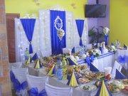 Оформление свадебного зала oт