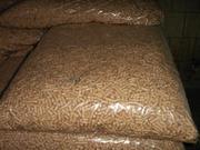 Топливные гранулы 6-8 мм на экспорт