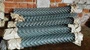 Оцинкованная сетка рабица с доставкой в Волковыске
